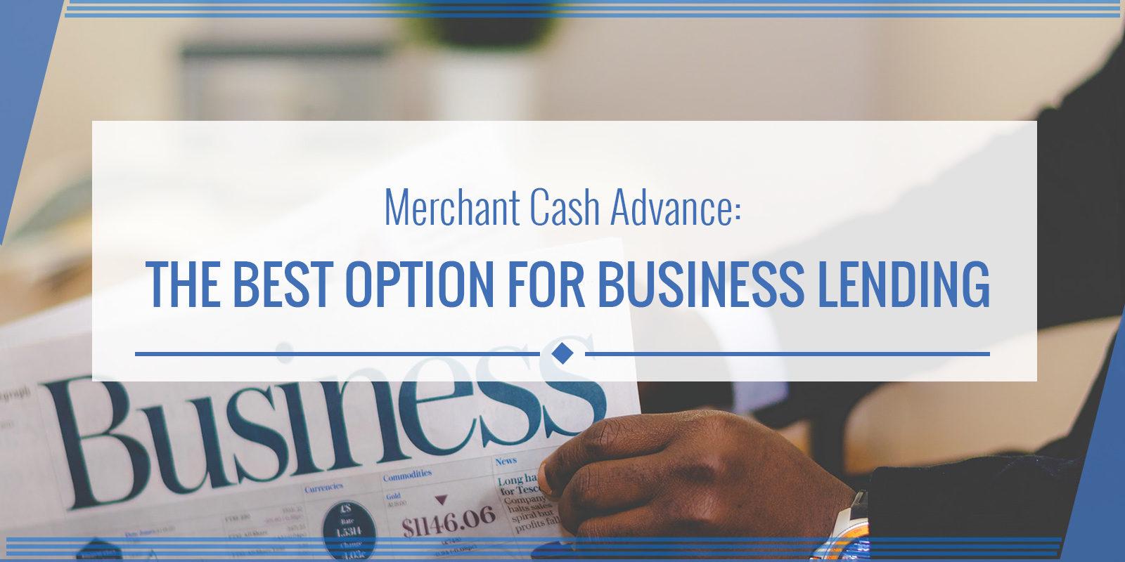 merchant lenders in Canada